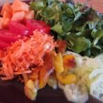 Insalata dolce e salata