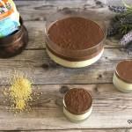 Crema di miglio al cioccolato e mascarpone