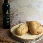 Panini rustici all'olio extra vergine di oliva