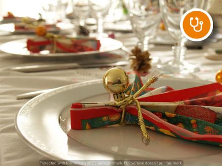 Dott.ssa Anastasia Grimaldi: Qualche utile consiglio per affrontare i menù delle Feste