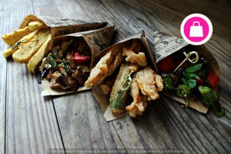 Street food: il cibo dove e quando vuoi