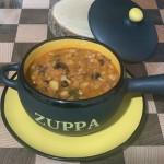 Zuppa mista di legumi