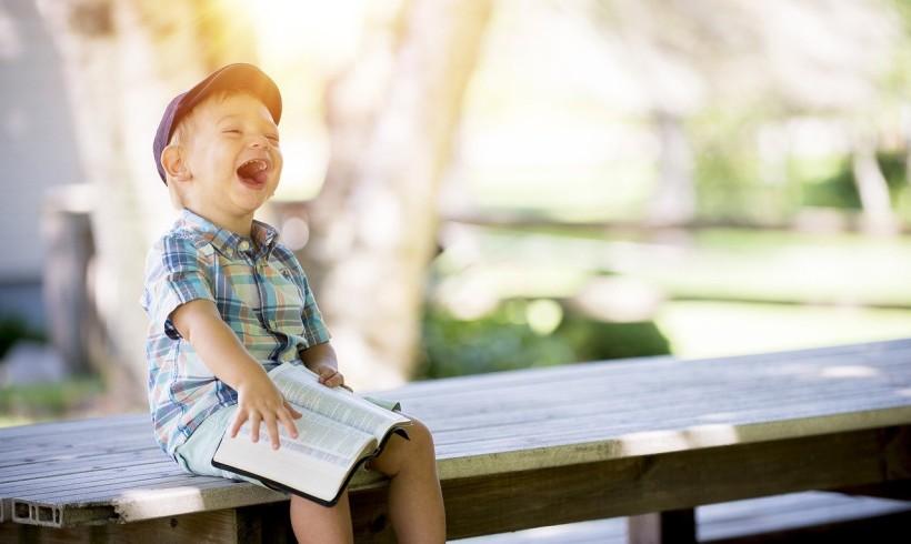 Ricordati di ridere ogni giorno