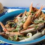 Zuppa di pesce a cottura differita