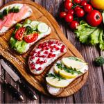 Dieta mediterranea. Gli spuntini da preferire