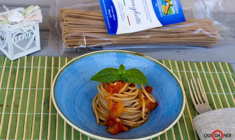 Spaghetti all'aglione